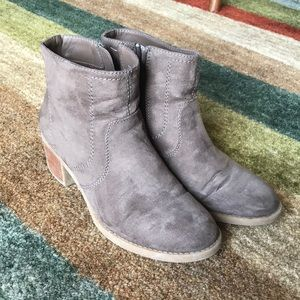 Ruff Hewn Ankle Boots
